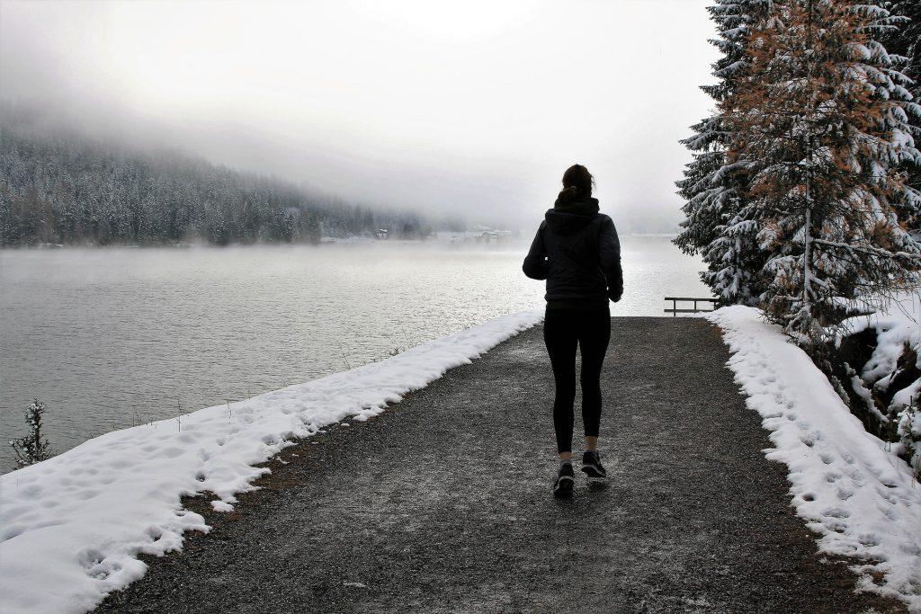 冬のトレーニング
