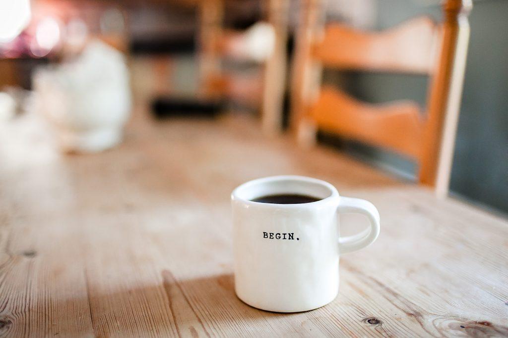 コーヒービギン