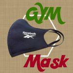 リーボックマスク リーボックフェイスカバー 運動用マスク リーボックマスクレビュー